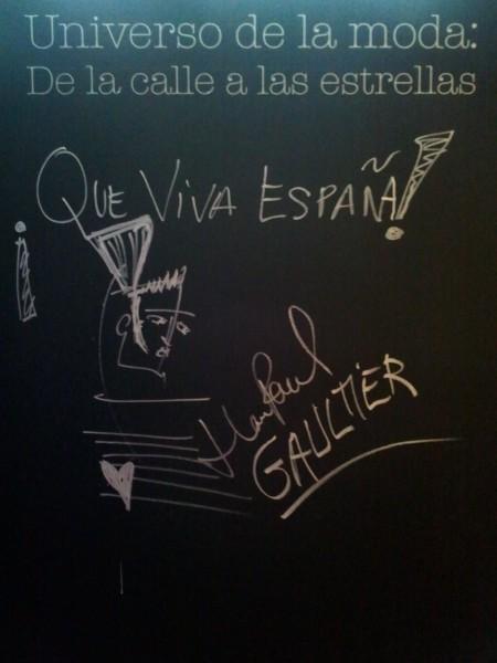 Jean Paul Gaultier: del cine a las estrellas
