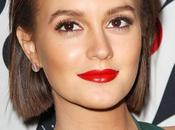 Leighton Meester cambia look