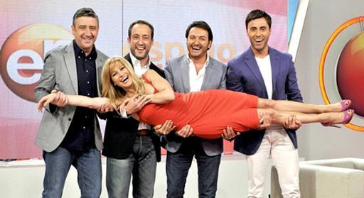 Susanna griso paperblog for Antena 3 espejo publico hoy