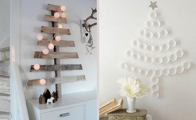 Rboles de navidad muy originales paperblog for Como hacer un arbol de navidad original