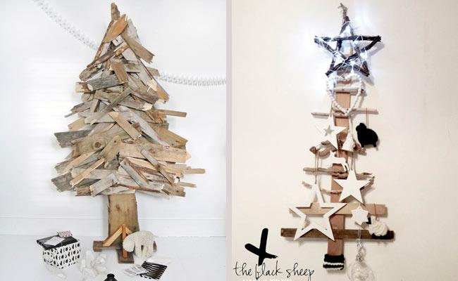 arbol rboles de navidad muy originales