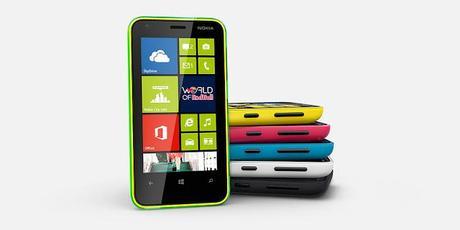 Nuevo Nokia Lumia 620 con Windows Phone 8