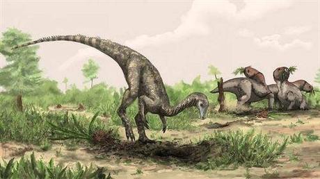 Nyasasaurus, ¿de dónde has salido?