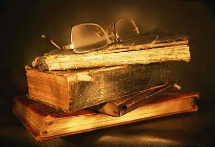 Nueva sección: Divagando (1) ~¿Un libro antiguo es mejor solo por ser antiguo?