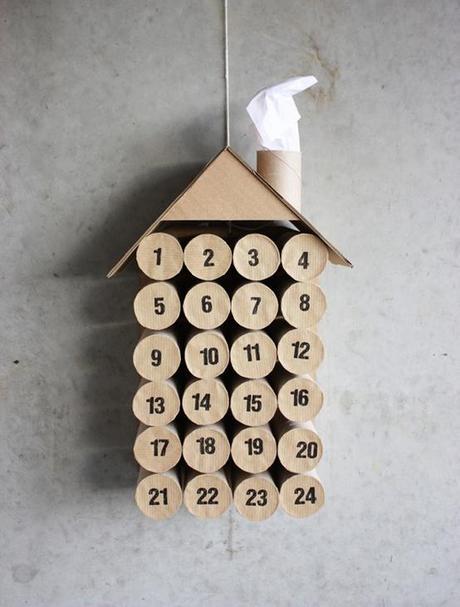 Manualidades, Calendario de navidad