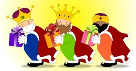 los reyes magos LOS REYES MAGOS.
