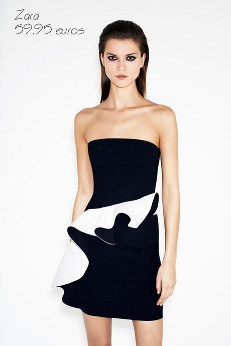 Más vestidos de fiesta: ¡Buscamos en Zara!