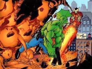 La Biblioteca de Genosha: Savage Dragon