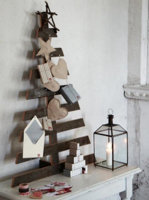 Rboles de navidad diferentes paperblog - Arboles de navidad de diferentes materiales ...