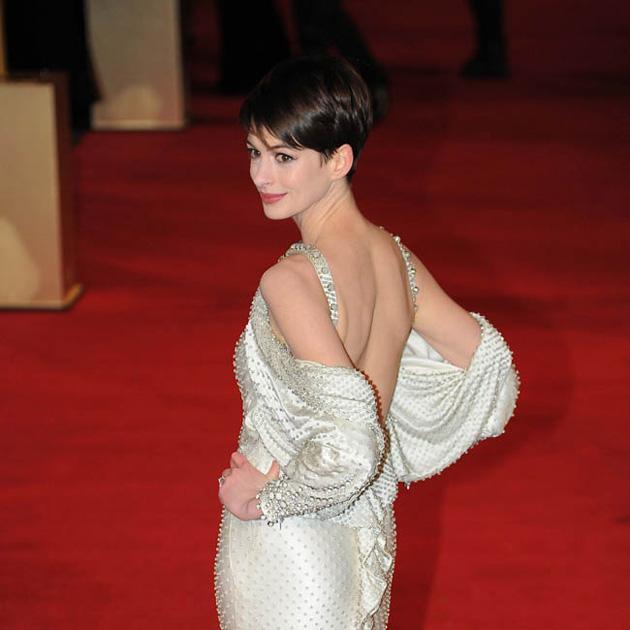 """Anne Hathaway Hijo: Anne Hathaway Está Lista Para Tener Hijos: """"Quiero Ser"""