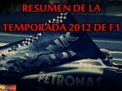 Resumen temporada 2012 parte coronacion estadisticas