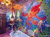 Baño decoración artesanal