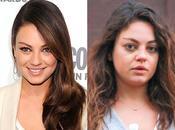 Mira antes después Mila Kunis