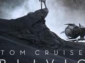 Primer póster 'Oblivion'