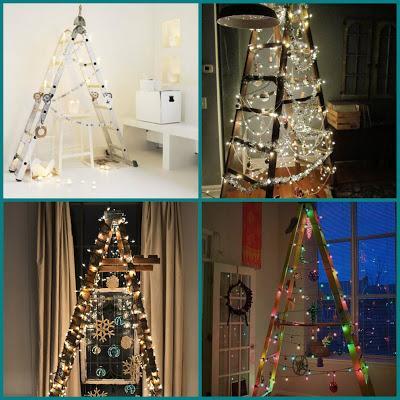 Árboles de Navidad: Baratos, Bonitos y sobre todo Originales.