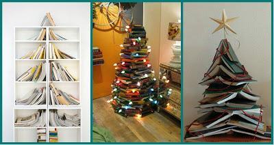 Rboles de navidad baratos bonitos y sobre todo for Arboles de navidad caseros y originales
