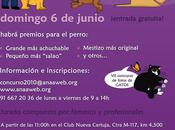 ANAA organiza concurso Perros Raza