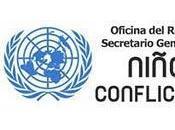 Lanzamiento informe anual sobre cuestion niños conflictos armados