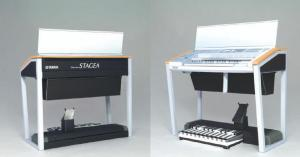 Papercraft Piano Yamaha Stagea
