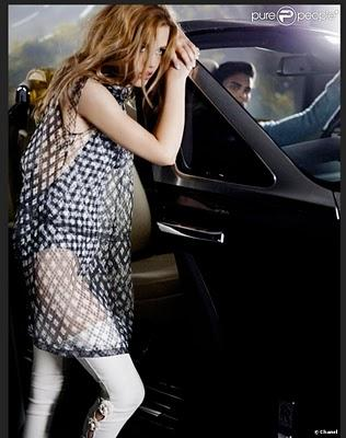 Chanel cruise 2011 Ad Campaign