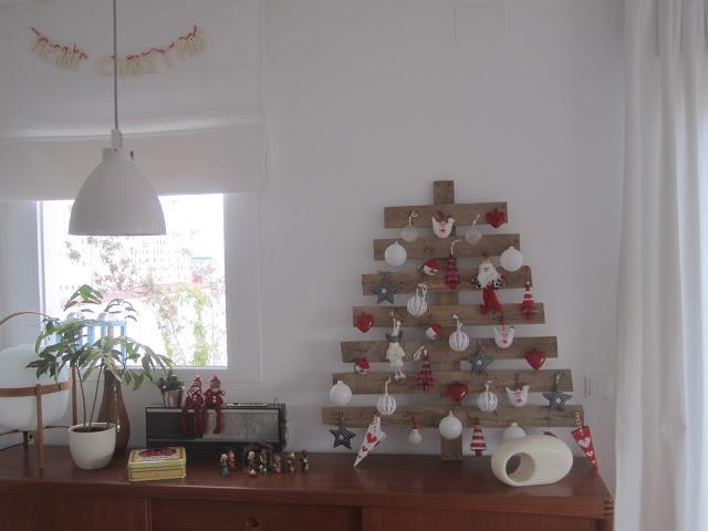 La deco de navidad de mi casa con palets paperblog for Mi casa deco