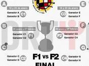 Copa 2012/2013: octavos ida, horarios televisión