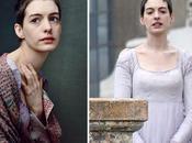 ¡Anne Hathaway comió durante días!