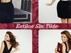 Paula Echevarría muestra tres looks Blanco para lucir esta Navidad