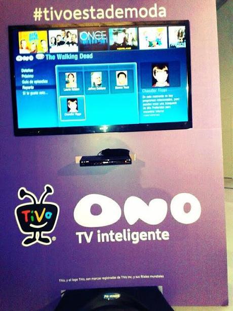 TiVo de ONO: de la Caja Tonta a la Televisión Inteligente