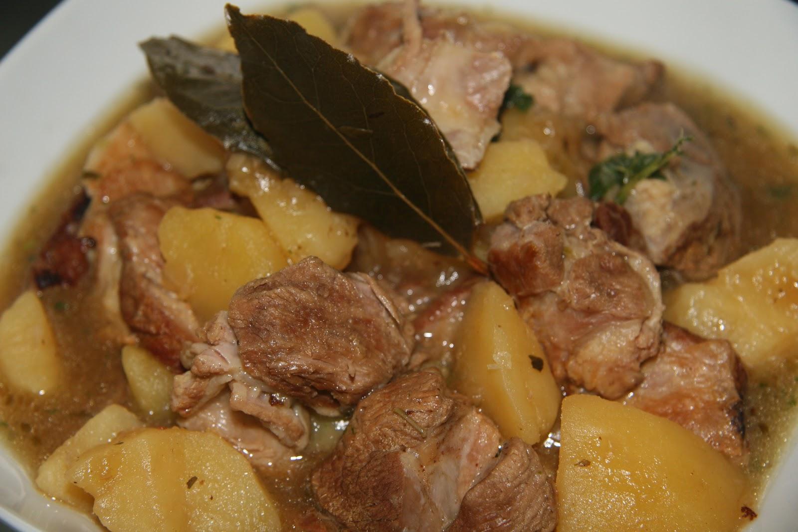 Caldereta de cordero en olla express en tan s lo 30 for Cocinar en 30 minutos