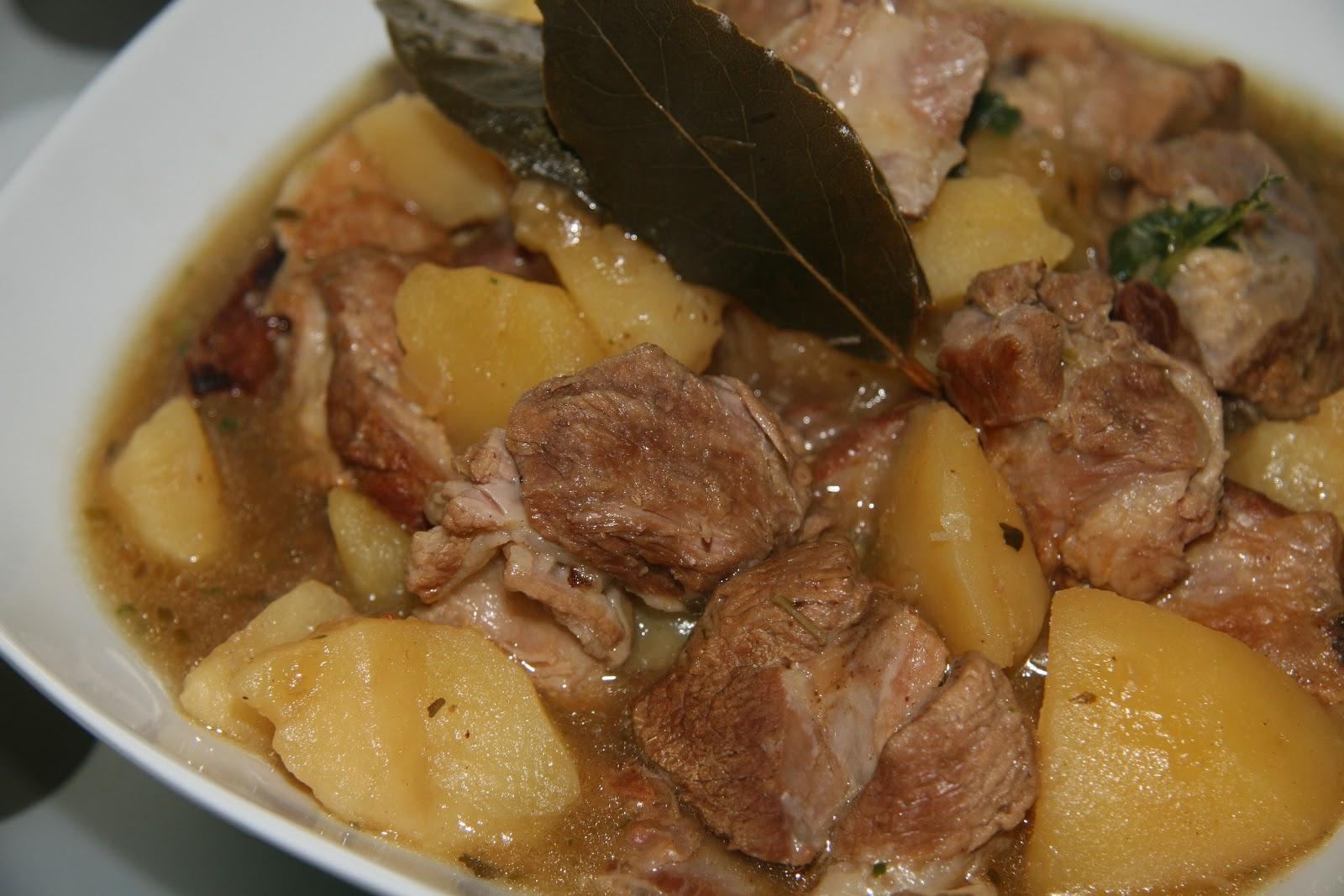 Caldereta de cordero en olla express en tan s lo 30 - Cocinar con olla express ...