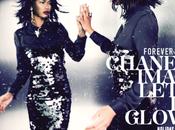 Forever chanel iman llevan vivir navidad fashionista