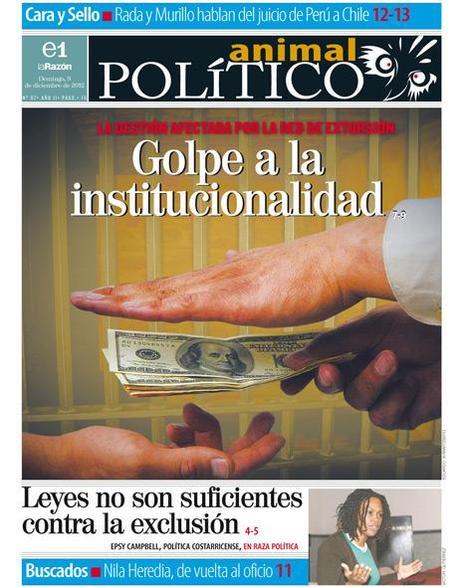 RED DE EXTORSIÓN: Los casos de corrupción en el Gobierno golpean la institucionalidad del país
