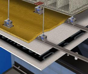 C mo insonorizar techos en locales ruidosos paperblog - Material para insonorizar ...