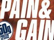 "Nuevo poster ""Pain Gain"" Mark Wahlberg Dwayne Johnson"
