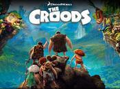 """divertida película animada """"Los Croods"""""""