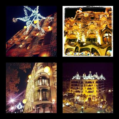 The Shopping Night Barcelona 2012: photos+video