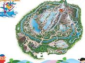 Walt disney world orlando (viii): blizzard beach pleasure island