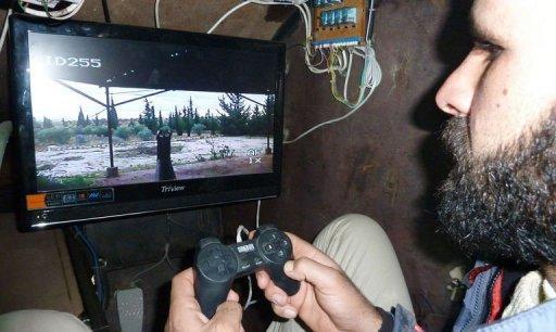 Crean un tanque de guerra que se maneja con el control de la PS3 (VIDEO) -TECNOLOGIA