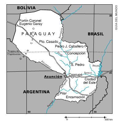 Los oscuros negocios de Horacio Cortés en Paraguay.