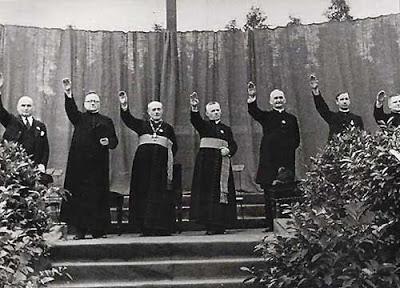 ¿Apología del fascismo en escuela concertada?