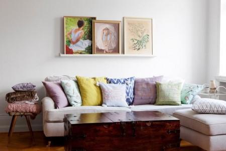 Decoraci n alegre accesorios para el hogar de colores paperblog - Accesorios decoracion hogar ...
