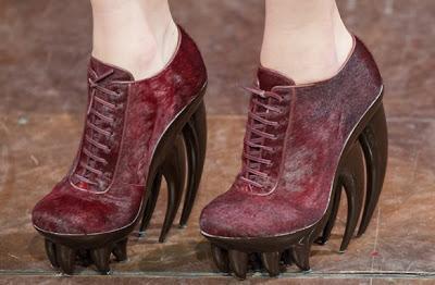 Zapatos Van Iris Herpen Monstruosos Los De Paperblog lTF1JcK