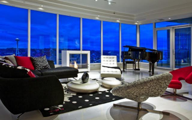 El Apartamento Real De Cristian Grey