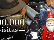 Superamos 400.000 visitas blog