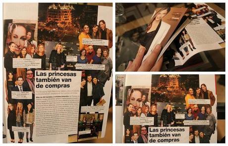 Shopping Night 2012 Las princesas también van de compras