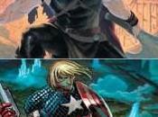 [Reseña] Marvel NOW! Capitán América Thor. rubios. destinos