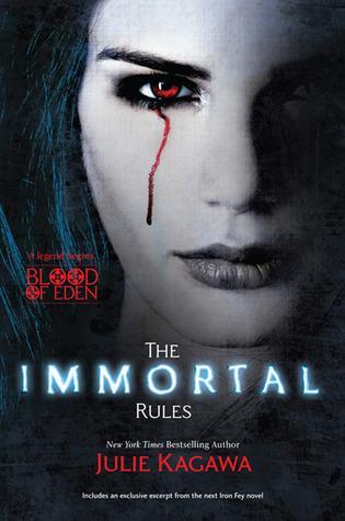 The Immortal Rules de Julia Kagawa será publicado en español