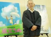 Studio Ghibli presenta 'Kaze Tachinu' 'Kaguya-hime Monogatari' para 2013