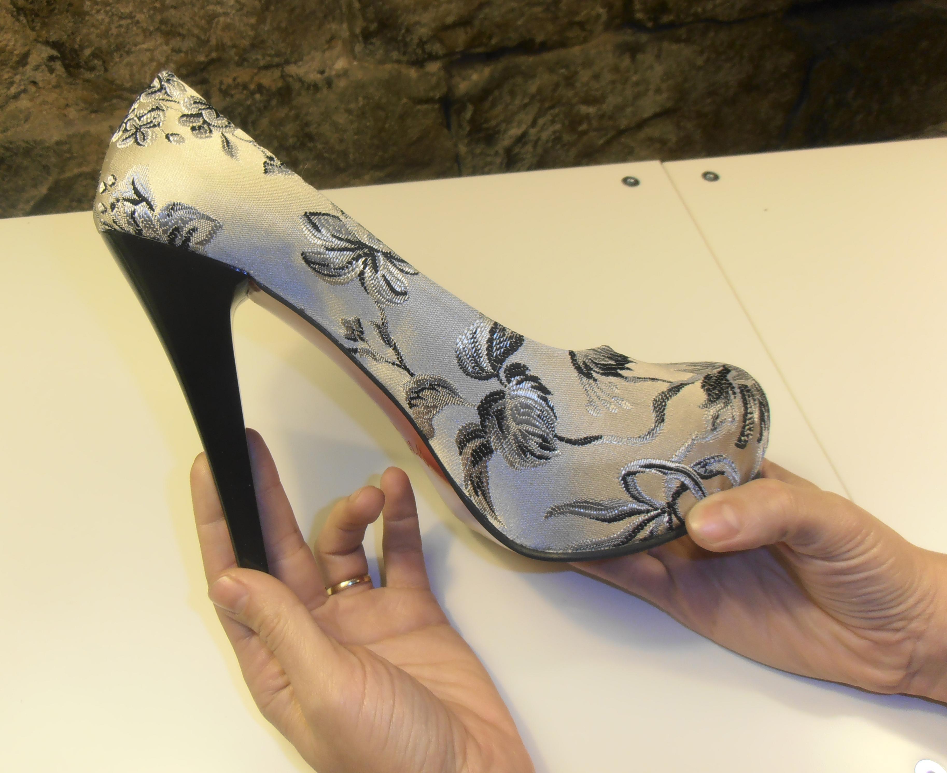 Zapatos de dise o obras de arte en tus pies paperblog for Diseno de zapatos
